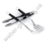 Weber Набор инструментов из 3 предметов