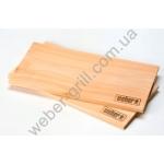 Weber Кедровые доски для копчения 2 шт