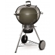 Weber Master Touch GBS 57 см серо-зелёный