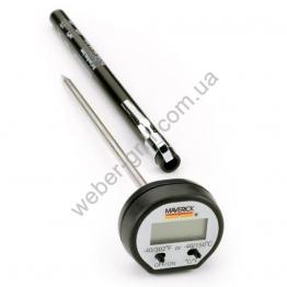 Электронный термометр для барбекю для мяса с футляром DT-01
