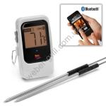 Bluetooth-термометр для барбекю для мяса (Белый) ET-735WHITE
