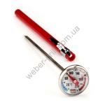 Механический термометр барбекю с футляром (Маленький) IRT-01