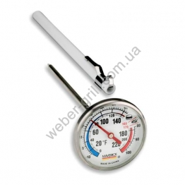 Механический термометр для барбекю с футляром (Большой) IRT-02
