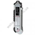 Профессиональный электронный термометр (Серый) PT-100BBQ
