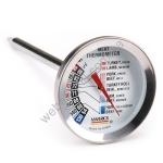 Металлический стрелочный термометр для барбекю для мяса (Маленький) RT-03
