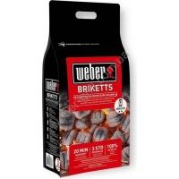 Weber Long Lasting Premium Угольные брикеты 4 кг